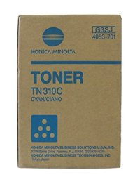 New Original Copier 4053-701 Cyan Toner Cartridge