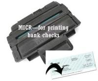 Ricoh 406212 Remanufactured Black MICR Toner Cartridge fits Aficio SP 3300D, 3300DN
