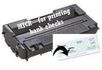 Ricoh Aficio SP 3400N, Aficio SP 3410DN 406464 Remanufactured Black MICR Toner Cartridge 2.5K Yield