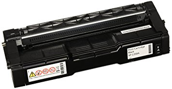 Genuine Ricoh 407539 Black Toner Cartridge