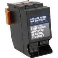 Hasler 4124715S Black Remanufactured Ink Cartridge