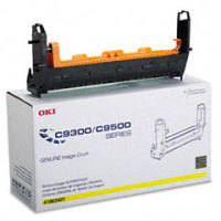 Genuine Okidata 41963401 Yellow Drum Unit