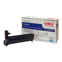 Genuine Okidata 43381719 Cyan Drum Unit