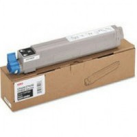 Genuine Okidata 43837128 Black Toner Cartridge