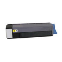 Okidata 43866101 New Generic Brand Yellow Toner Cartridge