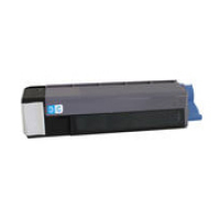 Okidata 43866103 New Generic Brand Cyan Toner Cartridge