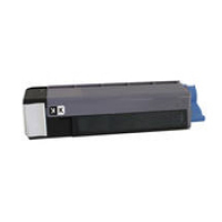 Okidata 43866104 New Generic Brand Black Toner Cartridge