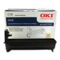 Genuine Okidata 44315101 Yellow Drum Unit
