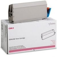Genuine Okidata 44947306 Magenta Toner Cartridge