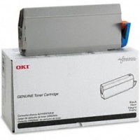 Genuine Okidata 44947308 Black Toner Cartridge