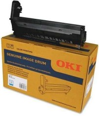 Genuine Okidata 45395711 Cyan Drum Cartridge