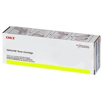 Genuine Okidata 45396221 Yellow Toner Cartridge