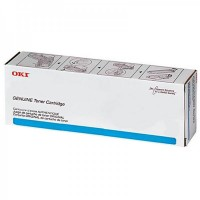 Genuine Okidata 45396223 Cyan Toner Cartridge