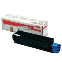 Genuine Oki 45807101 Black Toner Cartridge