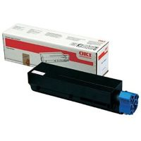 Genuine Oki 45807110 Black High Yield Toner Cartridge