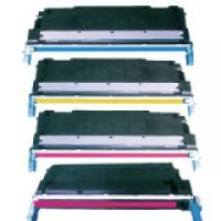 HP 641A Set Remanufactured Toner Cartridge (C9720A, 21A, 22A, 23A)