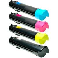 DELL 5120CDN, 5130CDN, 5140CDN New Generic Brand 4 Color Set (K,C,M,Y) Toner Cartridge