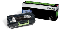 Genuine Lexmark 52D1000 (521, 520HA) Black Toner (6,000 Yield)