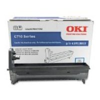 Genuine Okidata 56125701 Yellow Drum Unit