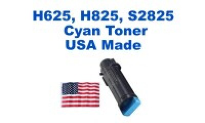 593-BBOX USA Made Remanufactured Dell toner 2,500