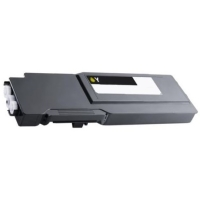 Dell S3840cdn, S3845cdn High Yield Yellow Remanufactured Toner XMHGR