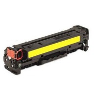 Canon 6269B001AA Yellow Remanufactured Toner Cartridge (CRG-131Y)