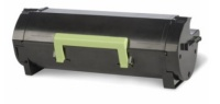 Lexmark 62D1H00 (621H) Black High Yield Remanufactured Toner 25K Yield