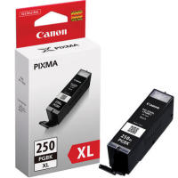 Canon 6432B001 Black Genuine Ink Cartridge (PGI-250XL)