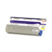 Genuine Okidata 44059213 Yellow Toner Cartridge