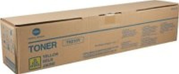 New Original Konica Minolta 8938-506 Yellow Toner Cartridge