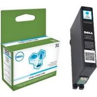Genuine Dell Series 33 Cyan Ink Cartridge (8DNKH)