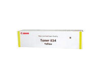 Genuine Canon CRG-034 Yellow Toner Cartridge (9451B001AA)