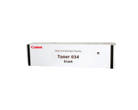 Genuine Canon CRG-034 Black Toner Cartridge (9454B001AA)