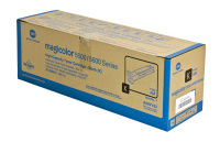 New Original Konica Minolta A06V133 Black Toner Cartridge