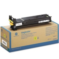 New Original Konica Minolta A0DK232 Yellow High Yield Toner Cartridge