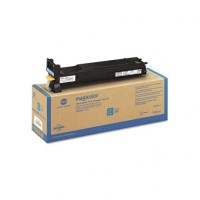 New Original Konica Minolta A0DK432 Cyan High Yield Toner Cartridge