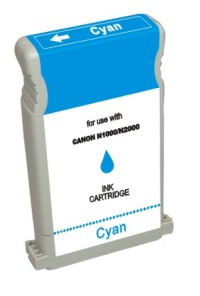 Canon BCI-1201C Cyan Remanufactured Ink Cartridge