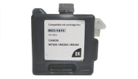 Canon BCI-1411BK Black Remanufactured Ink Cartridge