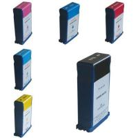 Canon BCI-1431 - Remanufactured 6 Color Ink Catridge Set (Black, Cyan, Magenta, Yellow, Light Cyan, Light Magenta)