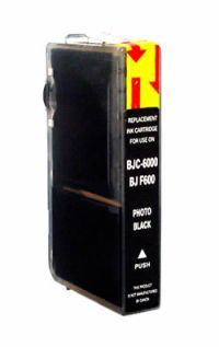 Canon BCI-3e Black Remanufactured Ink Cartridge (BCI3e)