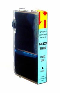 Canon BCI-3e Cyan Remanufactured Ink Cartridge (BCI3e)