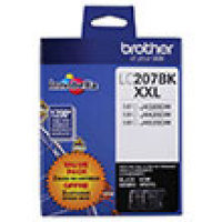 Genuine Brother LC2072PKS Super High Yield Black Twin Pack Ink Cartridge