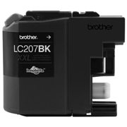 Genuine Brother LC207BK Black Ink Cartridge