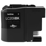 Genuine Brother LC209BK Black Ink Cartridge