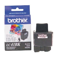Genuine Brother LC41HYBK High Yield Black Ink Cartridge