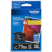 Genuine Brother LC79BK Black Ink Cartridge