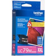 Genuine Brother LC79M Magenta Ink Cartridge