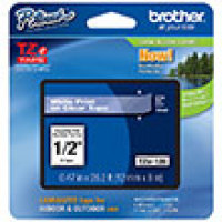 Genuine Brother TZE135 12mm (1/2