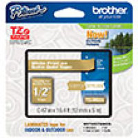 Genuine Brother TZEMQ835 12mm (1/2