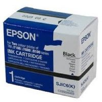 Genuine Epson C33S020403 Black Ink Cartridge